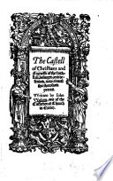 The Castell of Christians and Fortresse of the Faithfull Beseeged&defended, Etc. B.L.