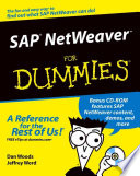Sap Netweaver For Dummies Book PDF
