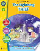 The Lightning Thief   Literature Kit Gr  5 6