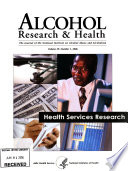 Alcohol Research   Health Book