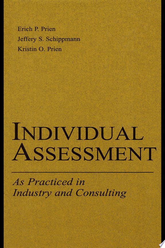 Individual Assessment