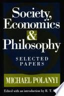 Society  Economics  and Philosophy