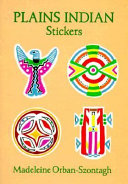 Plains Indian Stickers