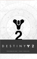 Destiny 2 Hardcover Ruled Journal