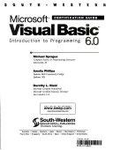 Microsoft Visual Basic 6 0 Certification Guide