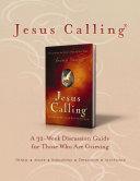 Jesus Calling Book Club Discussion Guide for Grief Pdf/ePub eBook