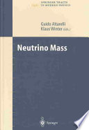 Cover image of Neutrino mass