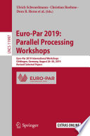 Euro Par 2019 Parallel Processing Workshops Book PDF