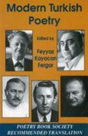 Modern Turkish Poetry