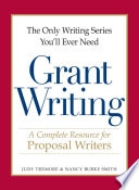 The Only Writing Series You ll Ever Need   Grant Writing Book