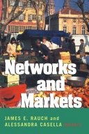 Networks and Markets