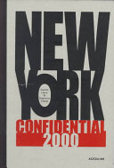 New York Confidential 2000 Book PDF