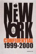 New York Confidential 2000 Book