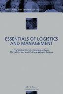 Essentials of Logistics and Management
