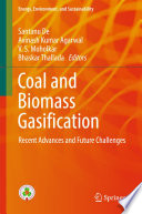 Coal And Biomass Gasification Book PDF