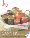 All about Canning and Preserving