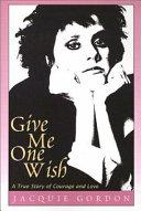 Give Me One Wish ebook