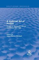 A Victorian Art of Fiction