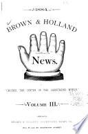 Brown   Holland Shorthand News