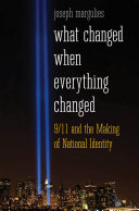 What Changed When Everything Changed Book