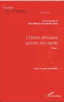L'Union africaine quinze ans après [Pdf/ePub] eBook