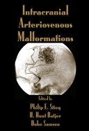 Intracranial Arteriovenous Malformations