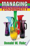 Managing Personality