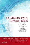 Common Pain Conditions   E Book