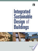 Integrated Sustainable Design Of Buildings Book PDF