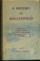 A history of Macclesfield