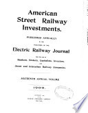 American Street Railway Investments