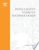 Intelligent Vehicle Technologies