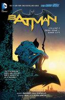 Batman Vol. 5: Zero Year - Dark City (The New 52) [Pdf/ePub] eBook
