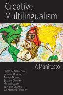 Pdf Creative Multilingualism: A Manifesto Telecharger