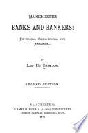 Manchester Banks and Bankers