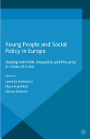 Young People and Social Policy in Europe Pdf/ePub eBook