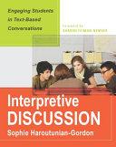 Interpretive Discussion Book PDF