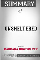 Summary of Unsheltered Book PDF