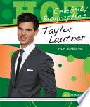 Taylor Lautner Book PDF