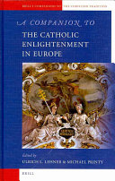 Pdf A Companion to the Catholic Enlightenment in Europe