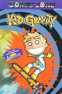 Comic Zone Kid Gravity