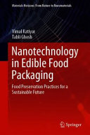 Nanotechnology in Edible Food Packaging Book