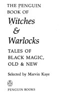 The Penguin Book of Witches   Warlocks