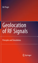 Geolocation of RF Signals Pdf/ePub eBook