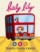 Lately Lily ABC Travel Flash Cards