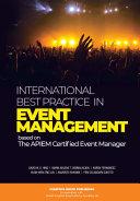 International Best Practice in Event Management