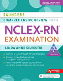 Saunders Comprehensive Review for the NCLEX RN Examination Book