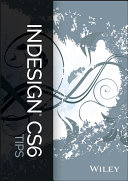 Indesign Cs6 Tips