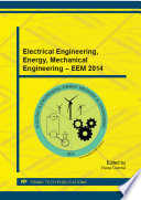 Electrical Engineering  Energy  Mechanical Engineering    EEM 2014