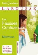 Les fausses confidences Pdf/ePub eBook